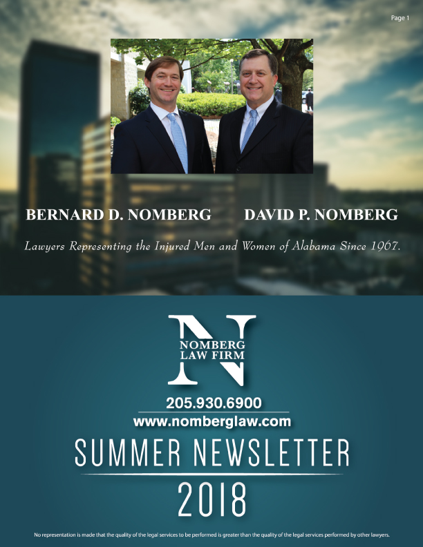 newsletter summer 2018 1